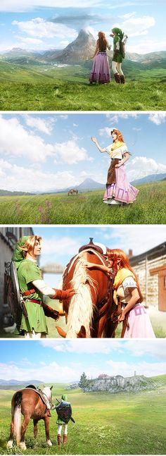 The Zelda Project: Lon Lon Ranch