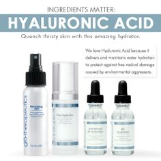 As mentioned earlier, there are constant new trends in the beauty industry. A recent one that can be seen popping up in products from different brands, is hyaluronic acid. Each new trend offers more benefits than the last, and the competition between brands within the industry begins.