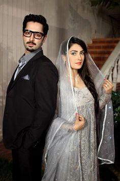 Ayeza Khan with Danish Taimoor