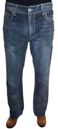 True Religion Men's Mega T Flap Pocket Straight Jean Size 33 in Lantern NWT $396 #TrueReligion #ClassicStraightLeg