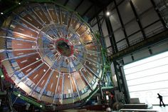 'Physicists working at the Large Hadron Collider at CERN – the European Organization for Nuclear Research – may have found a new fundamental particle of nature. The scientists say that it's still too soon to know for sure, but that isn't stopping the excitement and intrigue.'  Physicists May Have Found New Fundamental Particle Of Nature: