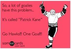 I love Patrick Kane!!! Go Blackhawks