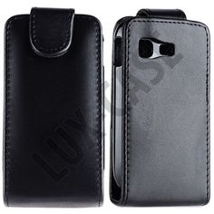 Samsung Galaxy Pocket Leather Case