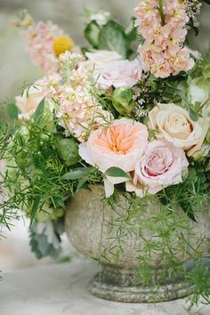 Camp Lucy Wedding by Jen Dillender - Southern Weddings Magazine