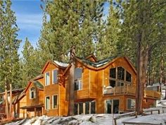 South Lake Tahoe, Pine Tree Lodge. 7 BR/ 5 BA. Indoor pool