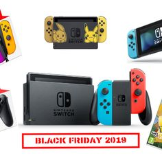Nintendo Switch Black Friday and Cyber Monday deals 2019 - Switch Lite drops to Origin Of Black Friday, Black Friday Offer, Black Friday Deals, Nintendo Switch Cost, Rainbow Six Siege Hoodie, Nintendo Store, Beatles Gifts, Crash Team Racing, Friday Pictures