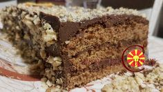 chocolate cake, chocolate cake with nutella, chocolate cake with orange, recipe Party Desserts, Dessert Recipes, Dessert Party, Party Recipes, Chocolate Orange, Chocolate Cake, Nutella Recipes, Cake Shop, Let Them Eat Cake