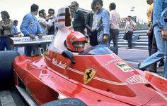 Niki Lauda, Ferrari 312T, 1975 Dutch Grand Prix, Zandvoort