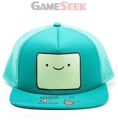 Adventure time #beemo video game #console face unisex trucker snapback #baseball ,  View more on the LINK: http://www.zeppy.io/product/gb/2/172382651200/
