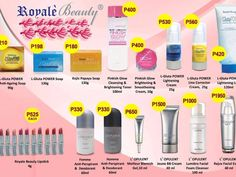 Royale Health and Beauty Products