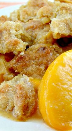 The Best Southern Peach Cobbler! Loaded with juicy,fresh peaches with just the right amount of spices,and the perfect cakey topping with crisp,sugary edges! Fresh Peach Cobbler, Southern Peach Cobbler, Peach Crisp, Homemade Peach Cobbler, Fun Desserts, Delicious Desserts, Dessert Recipes, Summer Desserts, Pastries