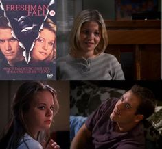 Freshman Fall (1996) Candace Cameron Bure stars as a college freshman who after she is raped whilst drunk at a party finds her life falling apart as she seeks justice.