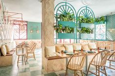 The new space for Albabel in Picaña is clearly inspired by the Andalusian roots from their founders.