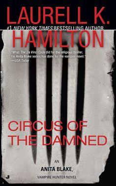 Laurell K. Hamilton - Anita Blake Series