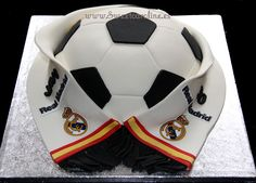 - Real Madrid cake