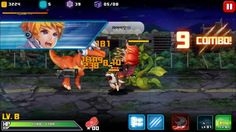 Dinobot tyrano 다이노봇: 티라노사우르스 android game first look gameplay españaol