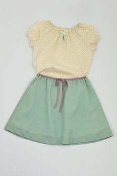 7 spring looks for girls with a vintage flair #toddlergear #kidclothes @BabyCenter