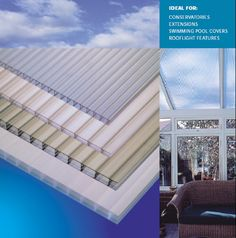 Sheet Polycarbonate Roof Panels