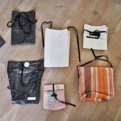 Een Upcycle Society Project: Geupcycled Verpakkingsmateriaal voor een Duurzaam schoenenmerk, Maganda Shoes. #trash2design
