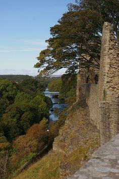 Barnard Castle, Teesdale, Durham, England