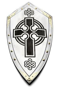 Templarios : Escudo Cruz Templarios