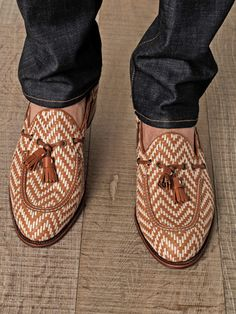 CARMINA SHOEMAKER Forest loafers