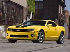 "my dream car - Chevrolet Camaro ""Transformers Version"""
