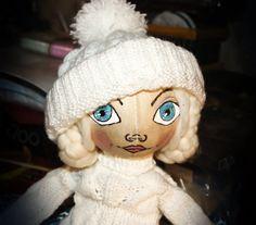 Мое первое творение, Мое вдохновение, моя любовь! Снежок!)