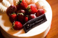 // Festive season offerings in #AndazTokyo #Christmas #Cake