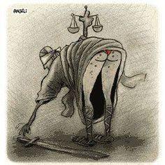 A justiça no Brasil tem estado débil e sem vergonha nenhuma de fazer vergonha