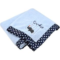 Child of Mine by Carter's Newborn Baby Boy Blanket - Walmart.com