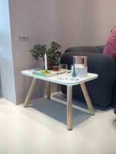 MaisonObjets Sept 2013/Chez Normann Copenhagen, on craque pour la nouvelle version  de la table Tablo