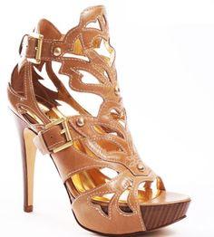 Marciano Caralina - Buy Online - Designer Cutout, Platform, Sandals