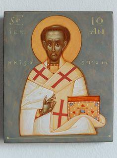 Iconari added a new photo. Orthodox Icons, Serbian, Sacred Art, Religious Art, Gabriel, Modern Art, Spirituality, Images, Saints