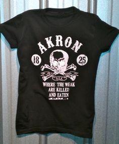 Akron clothing ohio vintage