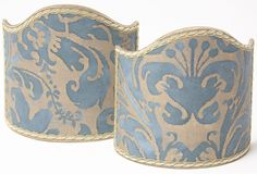 Fortuny Sconce Shades