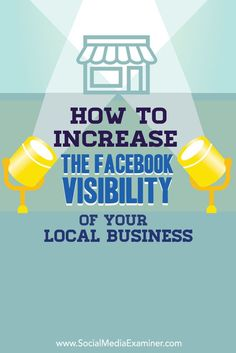 Are you looking for ways to reach your customers on Facebook?  In this article you'll discover nine ways to use Facebook to get more local exposure for your business.