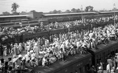 1947 partition of India and Pakistan