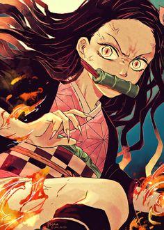 Discover Anime Clothing Sweatshirt from Anime_Clothing, a custom product made just for you by Teespring. Kawaii Anime Girl, Anime Art Girl, Manga Art, Demon Slayer, Slayer Anime, Fanarts Anime, Anime Characters, Demon Hunter, Oui Oui