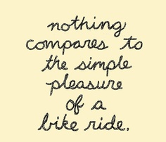 Nothing Compares Bike Art Print