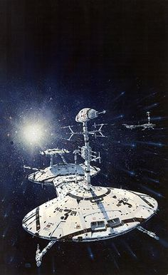 Naked to the Stars by Peter Elson