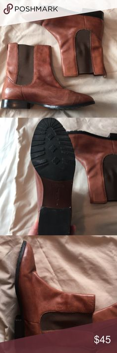 0618dc8a4311b3 Cole Haan Chelsea Boots Like new brown Cole Hahn Chelsea boots. Great  condition barely worn