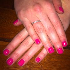 LOVE this color! Red Carpet Manicure 'Paparazzied'