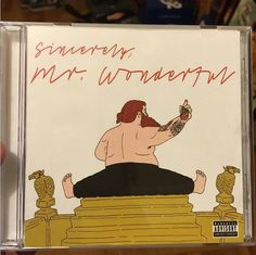 The native of Flushing, Queens, New York City who has been constantly putting out heat over the last four years, finally releases his major-label debut album Mr. The Gourmet . New School Hip Hop, Mr Wonderful, Atlantic Records, Debut Album, Action, Flushing Queens, Fictional Characters, Label, Lunch