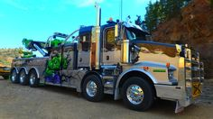 KW - TOW TRUCK
