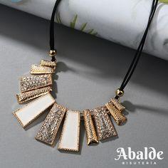 9e81a258eb83 Detalles de Collar y Colgante Gargantilla Joya Mujer Belleza Accesorio  Regalo ideal Novia