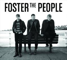 Foster The People - Mark, Cubbie & Ponsi