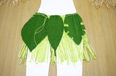 Tuto Fabriquer le pagne traditionnel de Maui (Vaïana)