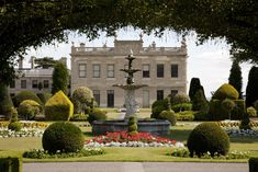 Brodsworth Hall, English manor house - Alice in Wonderland Trail, 22 Mar English Manor Houses, English House, English Architecture, Famous Architecture, Castles To Visit, Destinations, Victorian Gardens, South Yorkshire, English Heritage