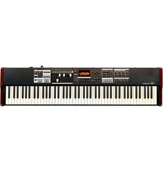 """The Hammond Sk1-88 Digital Keyboard/Organ, which is light enough for an organist's comfort, yet has the """"heft"""" to satisfy any piano player."""